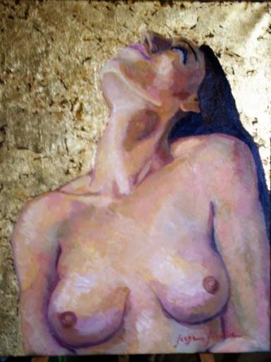Serge SIEVIC - Peinture - katia