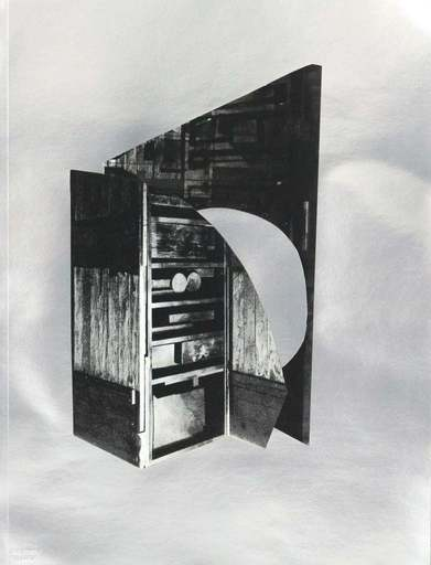 Louise NEVELSON - Print-Multiple - Four in the morning