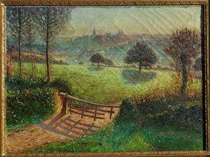 Raoul DAVID - Pintura - Vitré - ILLE et VILAINE