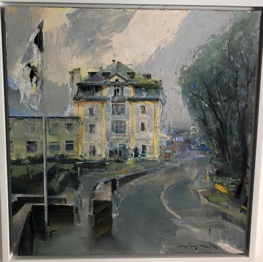 VELASCO - Painting - Pontresina