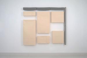 Franz Erhard WALTHER - Skulptur Volumen - Ankündigung I