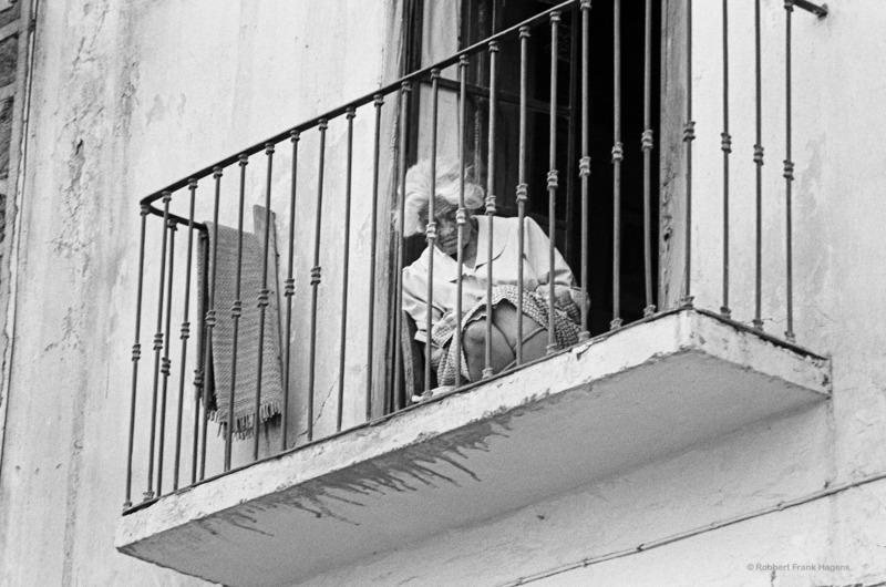 Robbert Frank HAGENS - Photography - Siesta - Mexico 1978