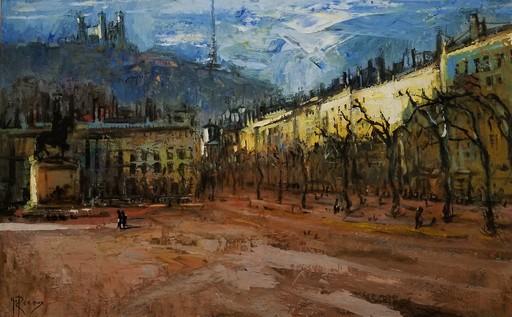Gilbert PECOUD - Pintura - Bellecour