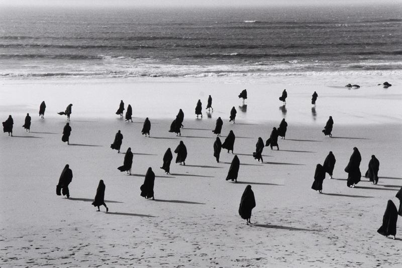 "Shirin NESHAT - Fotografie - Rapture"" Series (Woman)"