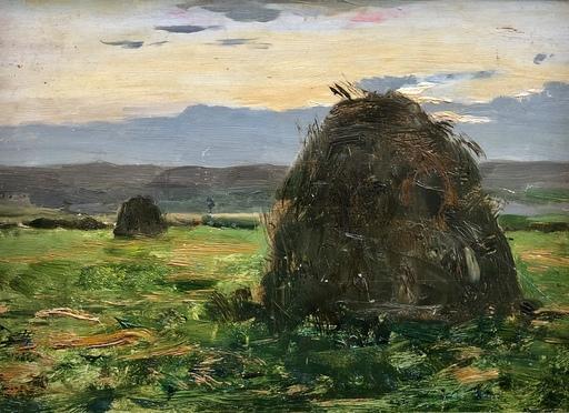 Julien DUPRÉ - Gemälde - Paysage