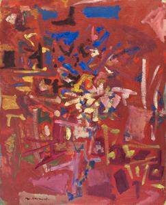 Marie RAYMOND - Painting - Evasion