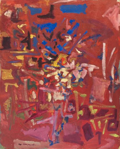 Marie RAYMOND - Peinture - Evasion