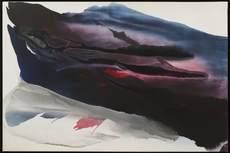 Paul JENKINS - Peinture - PHENOMENA NEARING TUNDRA