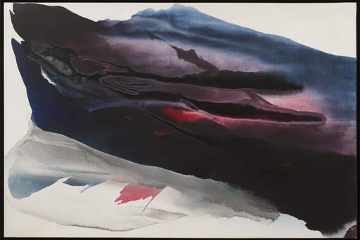 Paul JENKINS - Pittura - PHENOMENA NEARING TUNDRA