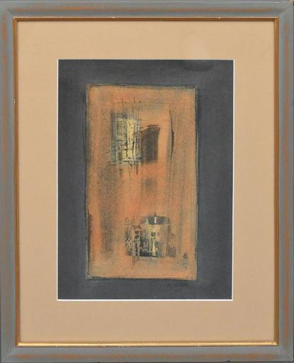Raúl MILIAN - Peinture - Untitled