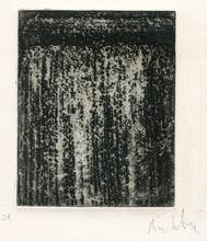 Olivier DEBRÉ (1920-1999) - GRAVURE SIGNÉE AU CRAYON ANNOTÉE EA HANDSIGNED EA ETCHING