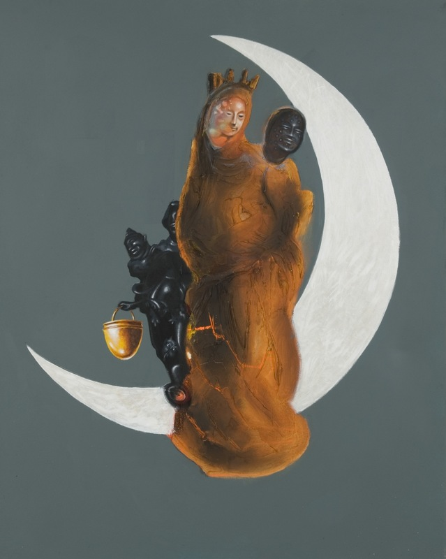 Heinz ZOLPER - Painting - MA 3