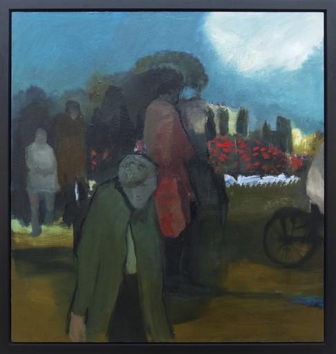 Jennifer HORNYAK - Peinture - Promenade II