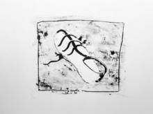 Miquel BARCELO - Estampe-Multiple - La souris