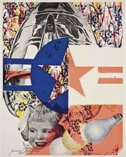 James ROSENQUIST (1933) - F-111 (Castelli Gallery Poster)