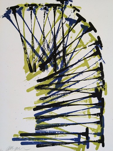 Fernandez ARMAN - Print-Multiple - Aesculapius' Hammer
