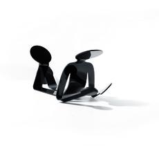 ZED - Escultura - Un temps pour lire