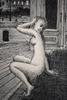 Paul DELVAUX - Print-Multiple - In Front of the Town | Devant la Ville