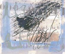 Bertille DE BAUDINIERE - Peinture - Voilage 8 Aéroport