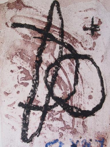 Jacques BOSSER - Painting - Sans titre