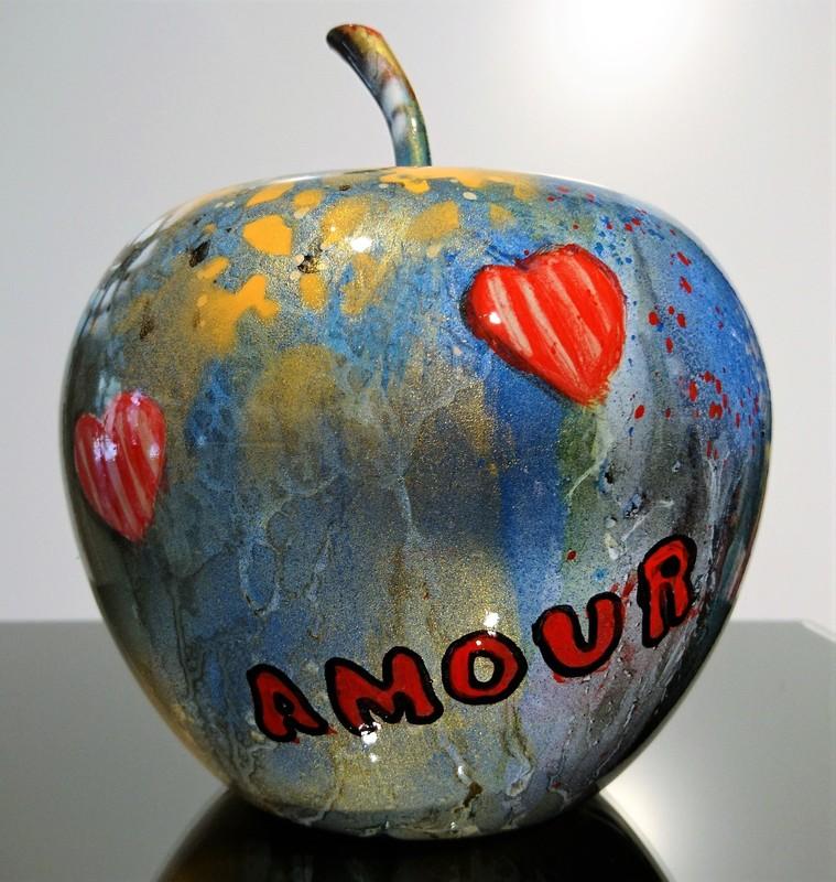 Séverine BUGNA - Sculpture-Volume - Amour