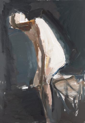 Vladimir SEMENSKIY - Gemälde - Appearing from the Dark II.