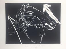 Mimmo PALADINO - Print-Multiple - Sagittario