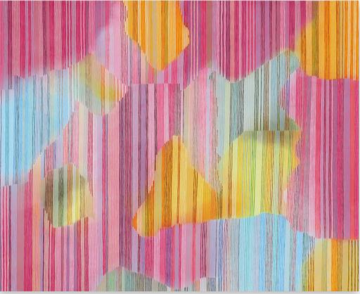 Jérémie IORDANOFF - Peinture - Untitled 768