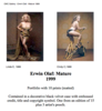 Erwin OLAF - Photography - Mature (complete suite of 10 works)