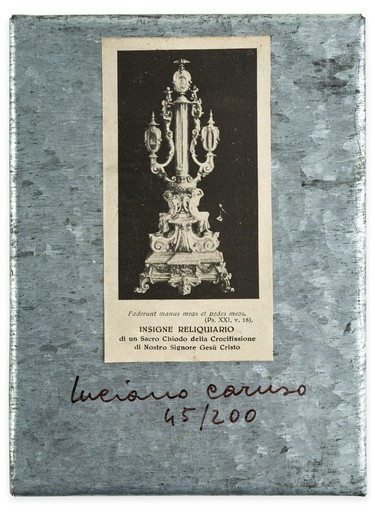 Luciano CARUSO - Escultura - Insigne Reliquiario