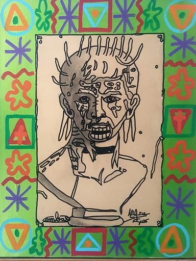 Robert COMBAS - Peinture - Tatouages Accademique