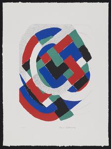 Sonia DELAUNAY-TERK - Print-Multiple