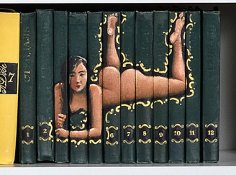 "Ruslan VASHKEVICH - 雕塑 - From ""Dolls"" Project"
