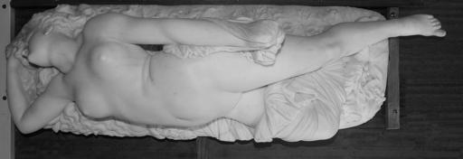 Jean-Baptiste CLÉSINGER - Escultura - Femme nue allongée, épreuve d'artiste signée « J Clesinger