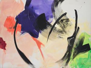 Jean MIOTTE - Painting - Espérance