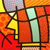 Romero BRITTO - Pintura - The golden girl