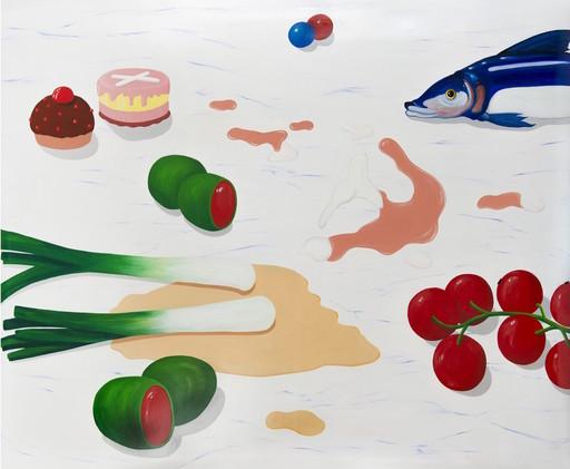William SWEETLOVE - Estampe-Multiple - Still Alive Sweets