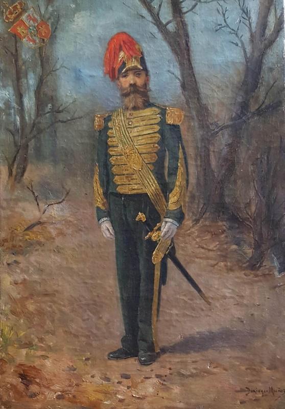 Domingo MUÑOZ Y CUESTA - Painting
