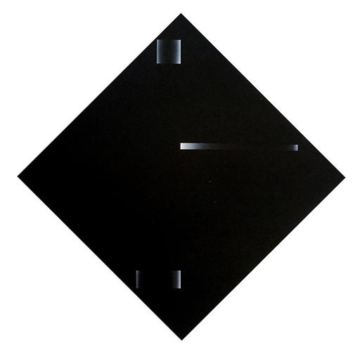 Ennio FINZI - Gemälde - Luce vibrazione