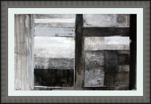 Zurab GIKASHVILI - Pittura - Window