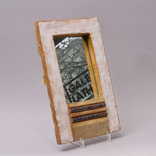 LES ARGONAUTES - Miroir en céramique