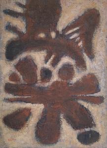 Akira KITO - Peinture - Peinture (écho lointain)