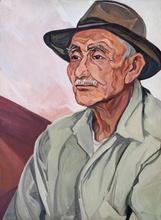 Pablo Esteban O'HIGGINS - Painting - Portrait of Uncle Juan