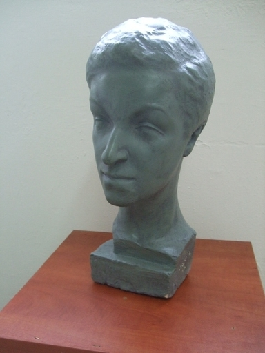 Batia LICHANSKY - Sculpture-Volume - Portrait of Anna Neumann
