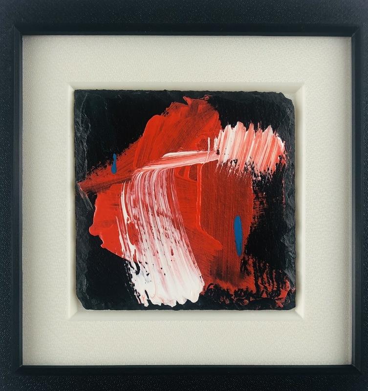 Nicole LEIDENFROST - Gemälde - Red Mountain