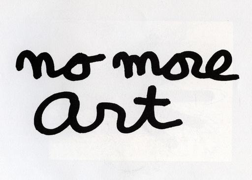 BEN - 版画 - NO MORE ART