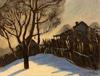 Valeriy NESTEROV - Painting - Chapayevsk city district