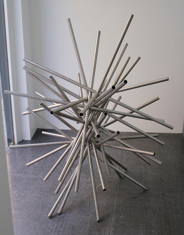 Norman DILWORTH - Sculpture-Volume - puff ball