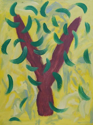 Michael HEINDORFF - Pintura - Tasso's Tree 5