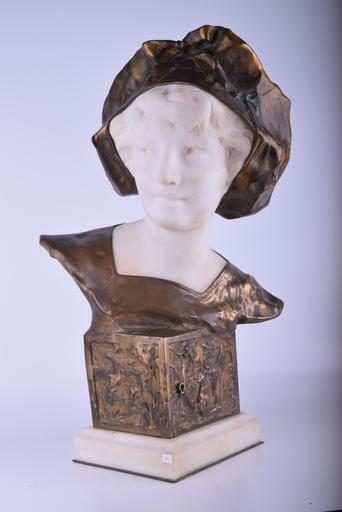 Paul François BERTHOUD - Sculpture-Volume